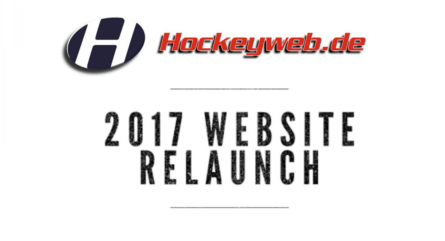 Relaunch Hockeyweb 2017