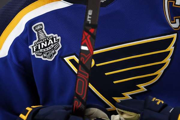 St. Louis Blues Logo (picture alliance / AP Images)