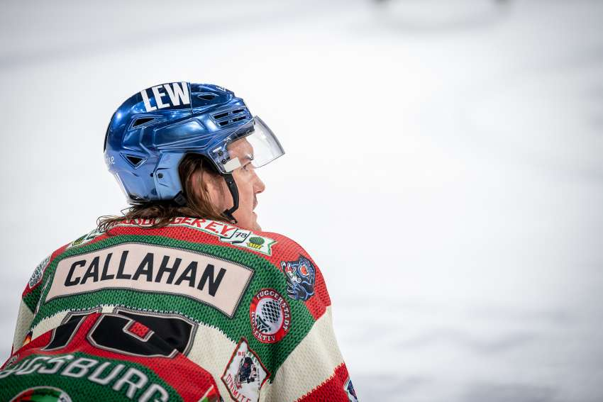 Augsburger Panther: Mitch Callahan (picture alliance / Eibner-Pressefoto)