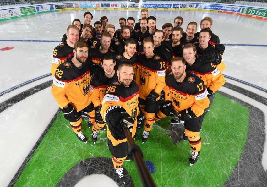 Jingle Bells! Eishockey-Stars lassen bei YouTube Glocken erklingen