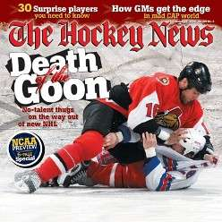 THN: The Death of the Goon