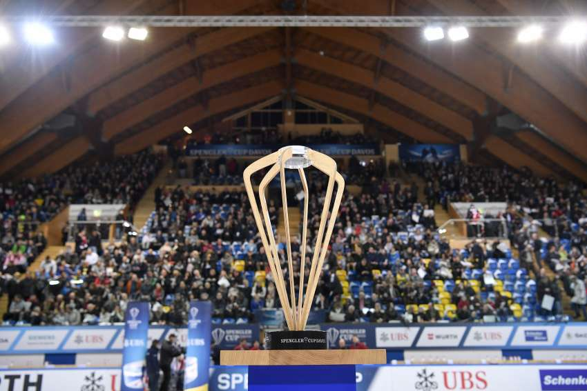 Der Spengler Cup ist Tradition pur. (picture alliance/KEYSTONE)