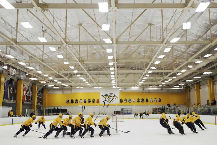 Ab dem 10. Juli sollen die NHL-Teams mit den Trainingscamps beginnen können (picture alliance / AP Photo)