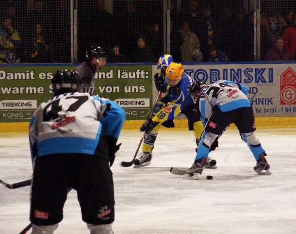"""Saturday Night Hockey"" in Braunlage"