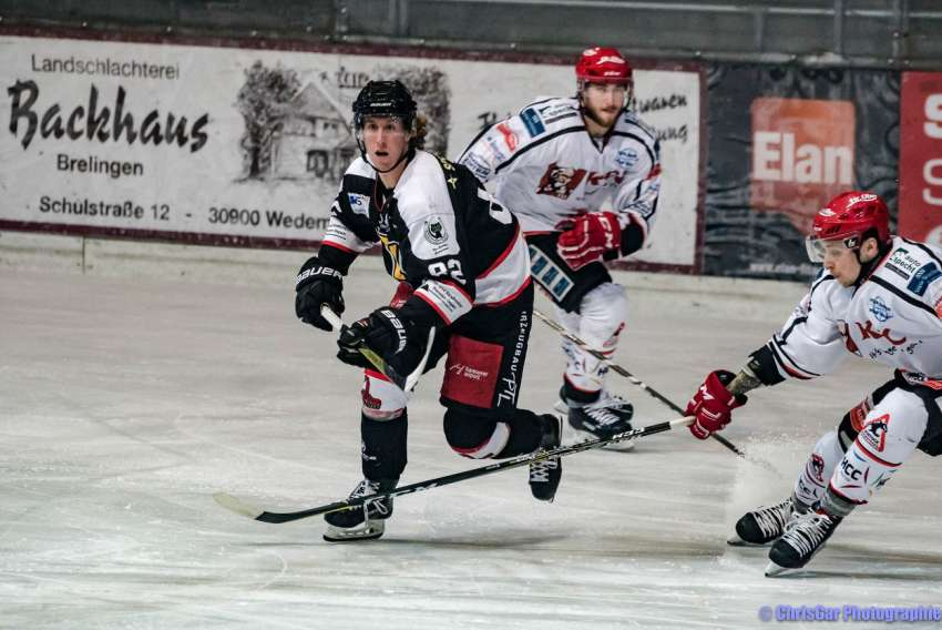 (Foto: Christopher Garcia/Hannover Scorpions)