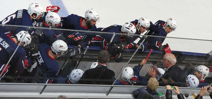 Team USA - Foto © Ice-Hockey-Picture-24